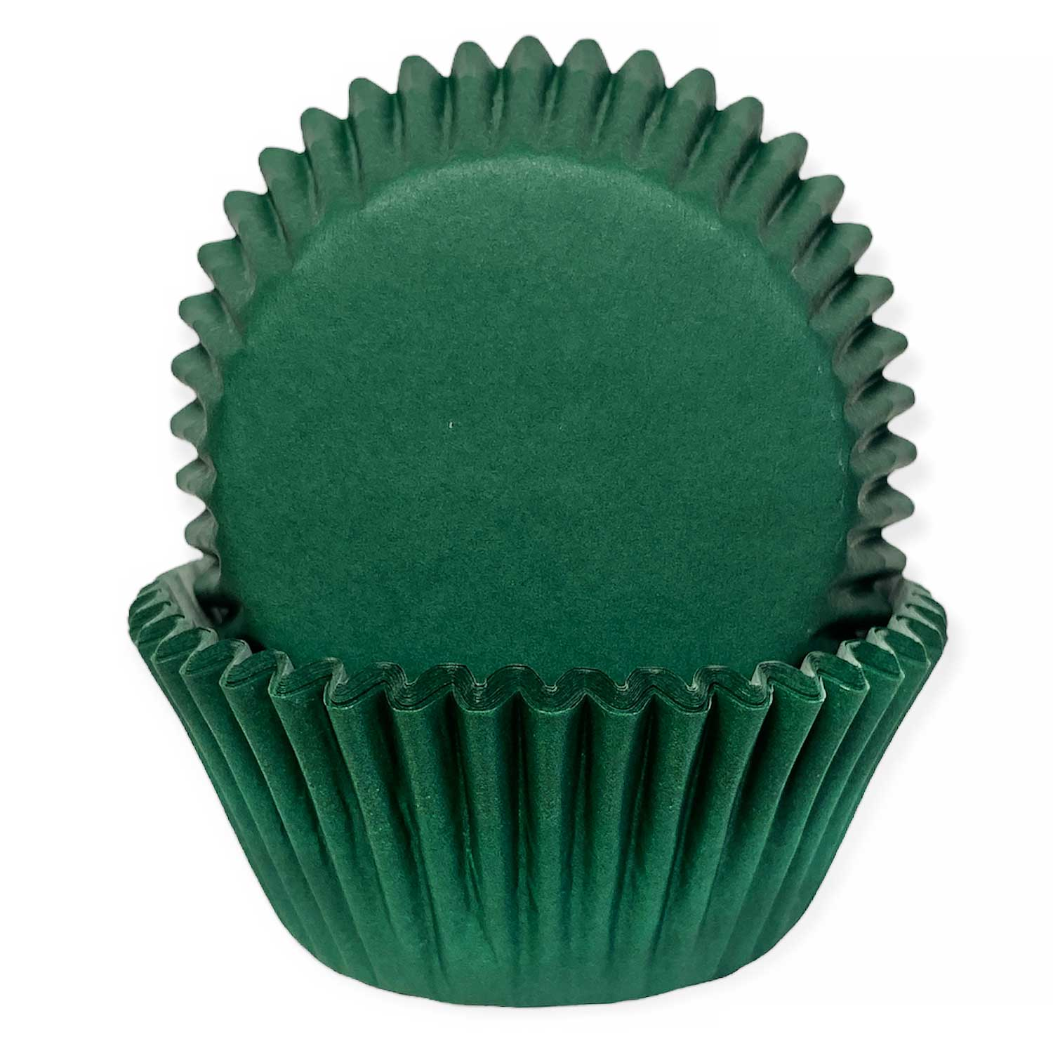 Dark Green Standard Baking Cups