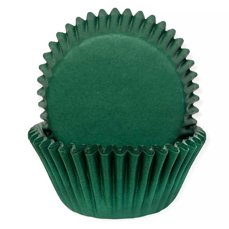 Dark Green Standard Baking Cups