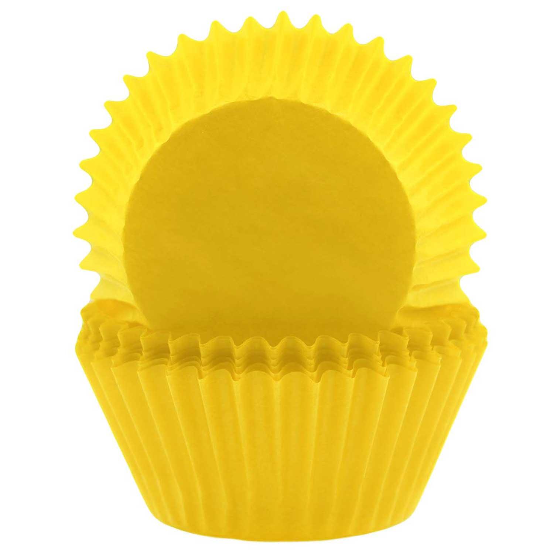 Yellow Standard Baking Cups