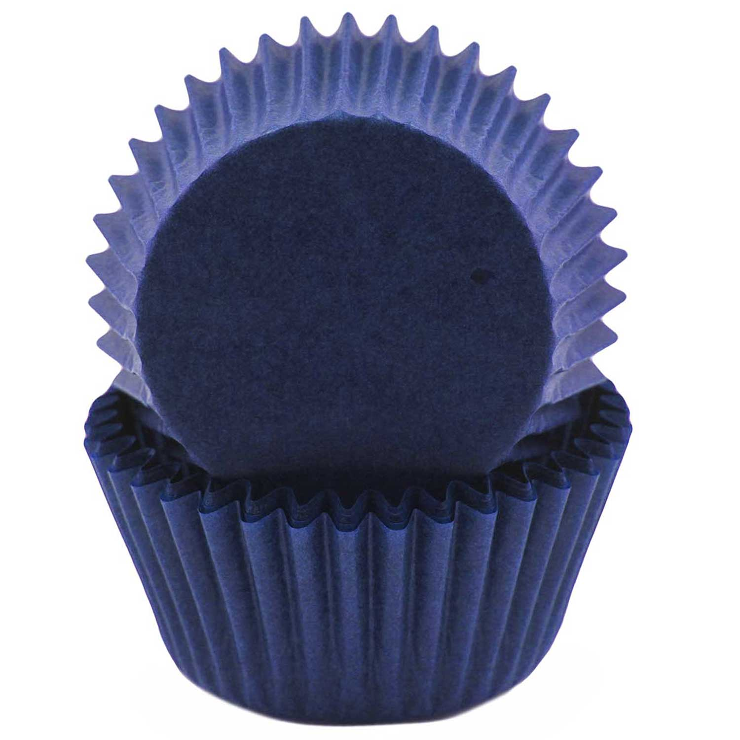 Blue Standard Baking Cups