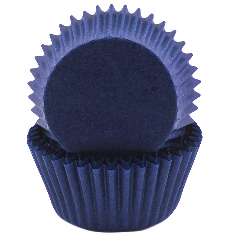 Blue Standard Baking Cups