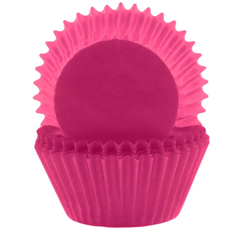 Pink Standard Baking Cups