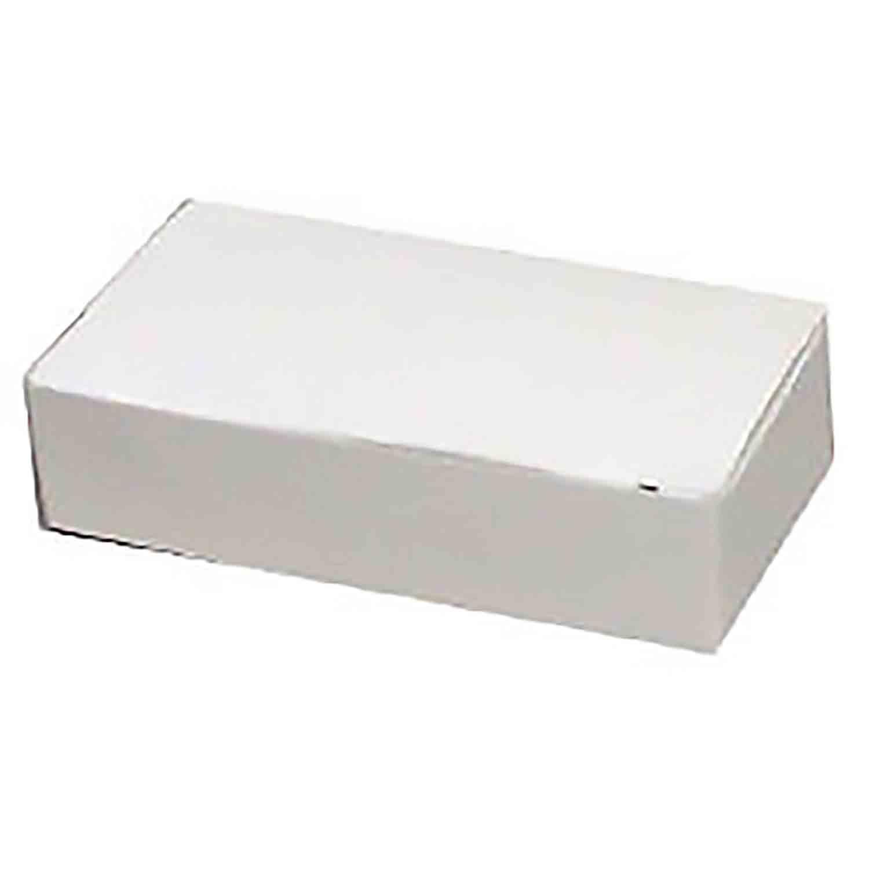 1/4 lb. White Candy Box
