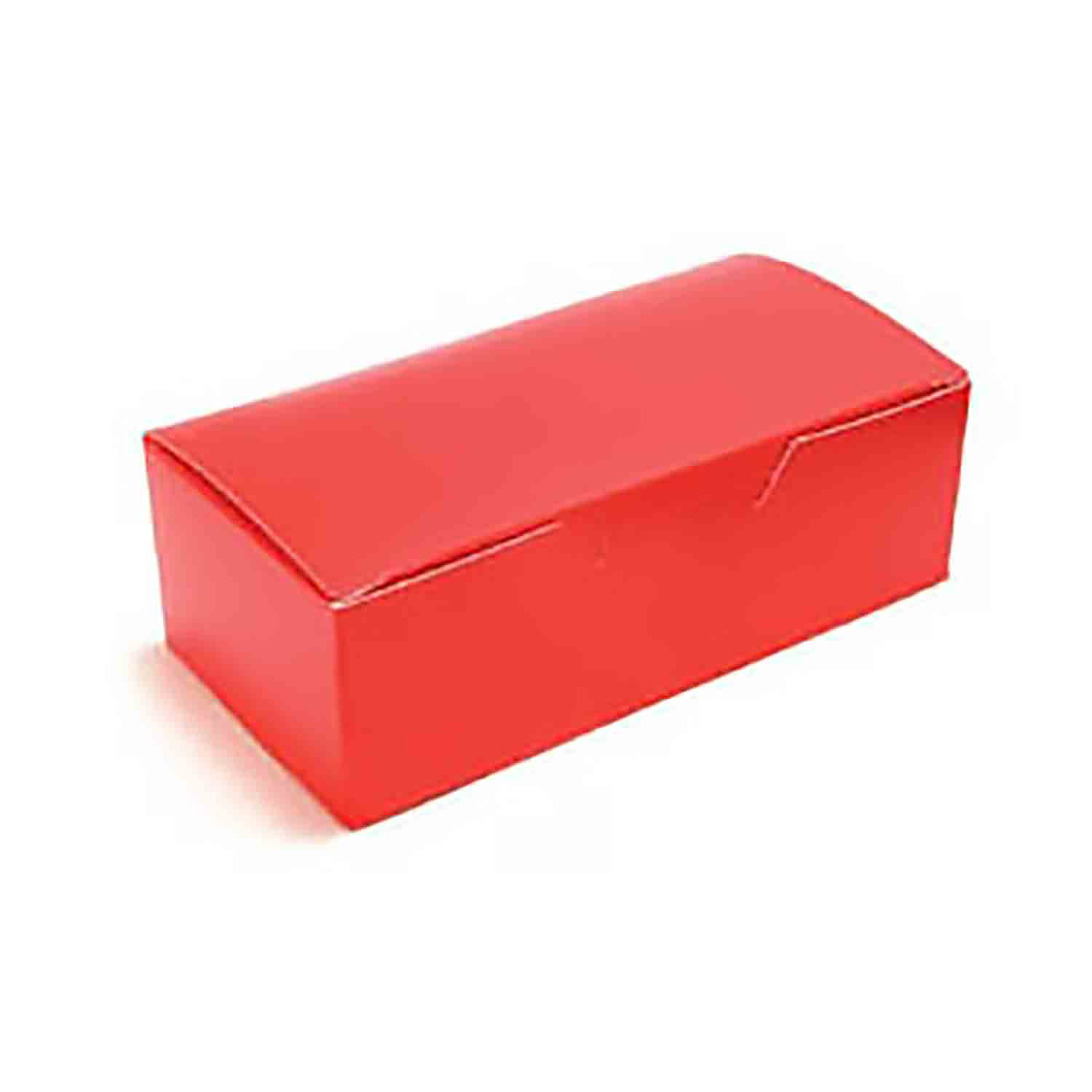 1/2 lb. Red Candy Box