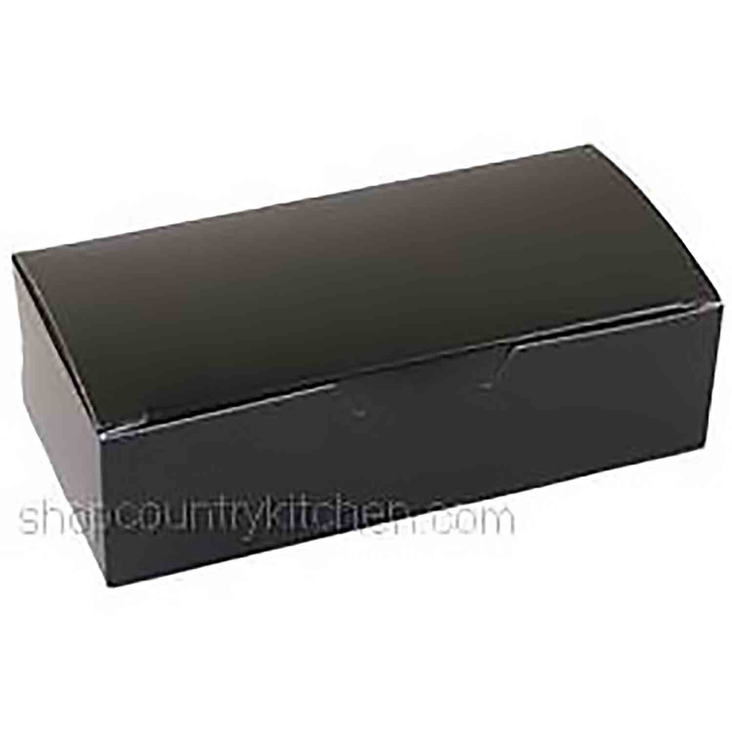 1/2 lb. Black Candy Box