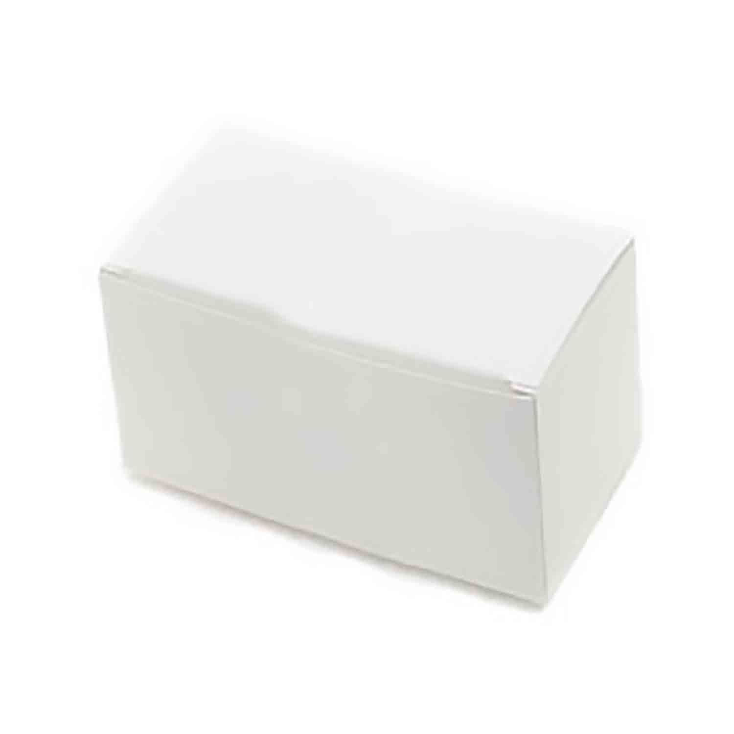 2 Pc. White Candy Box