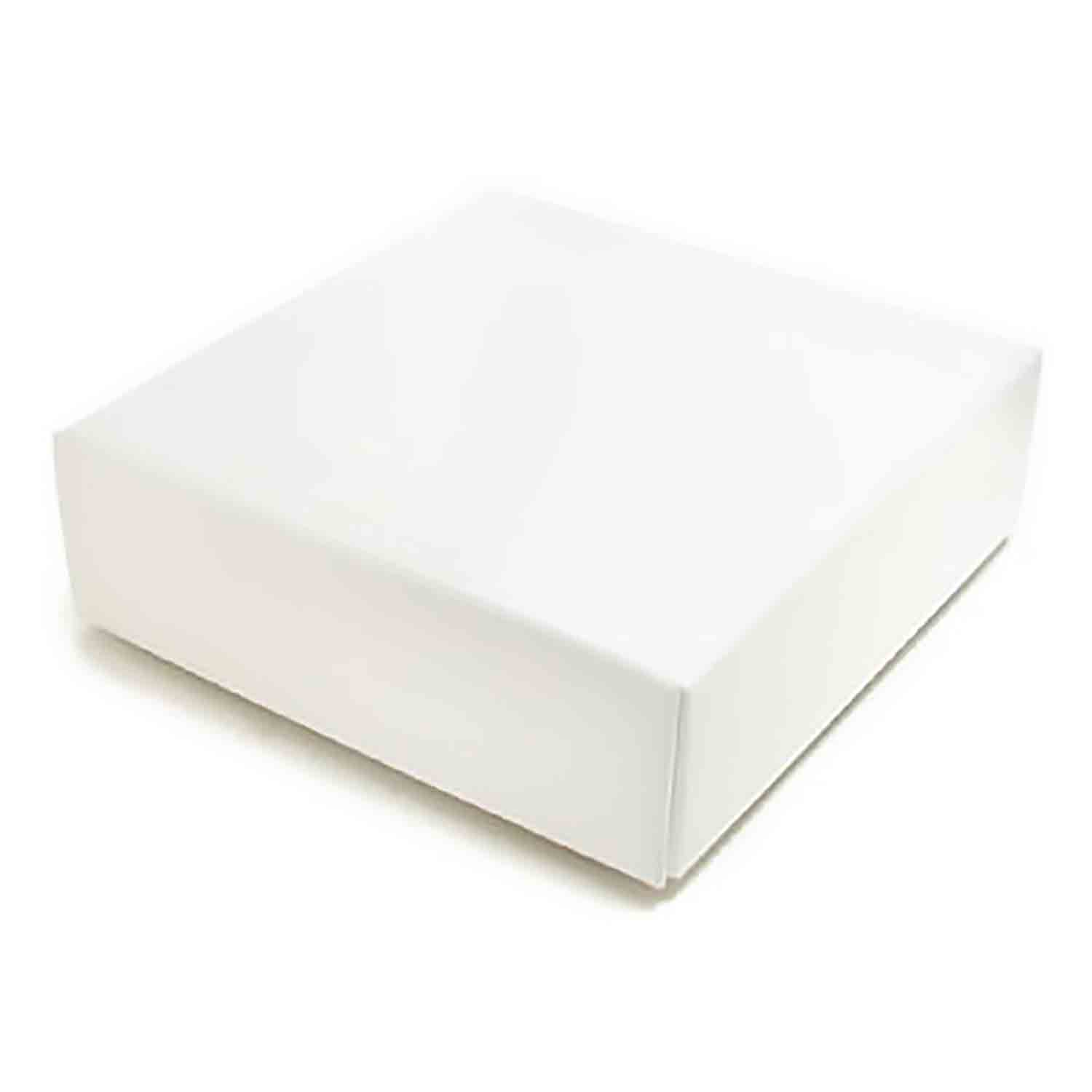 3 oz. White Candy Box