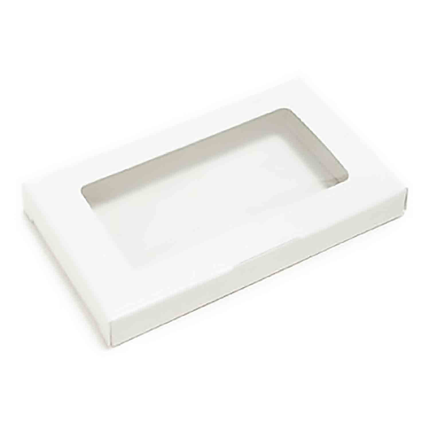 White Business Card Candy Box