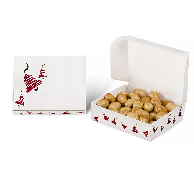 1/4 lb. Christmas Bells Candy Box