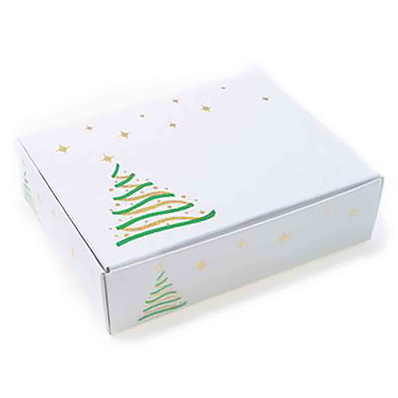 1/4 lb. Christmas Tree Candy Box