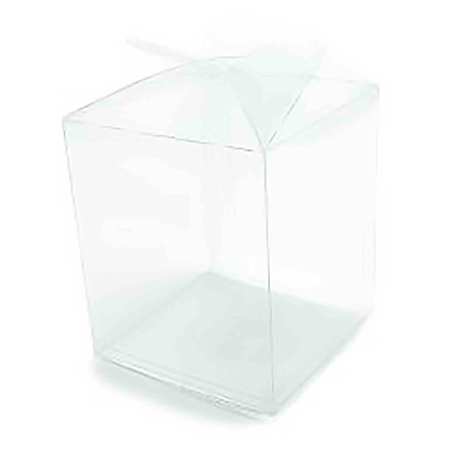 Clear Candy Apple Box