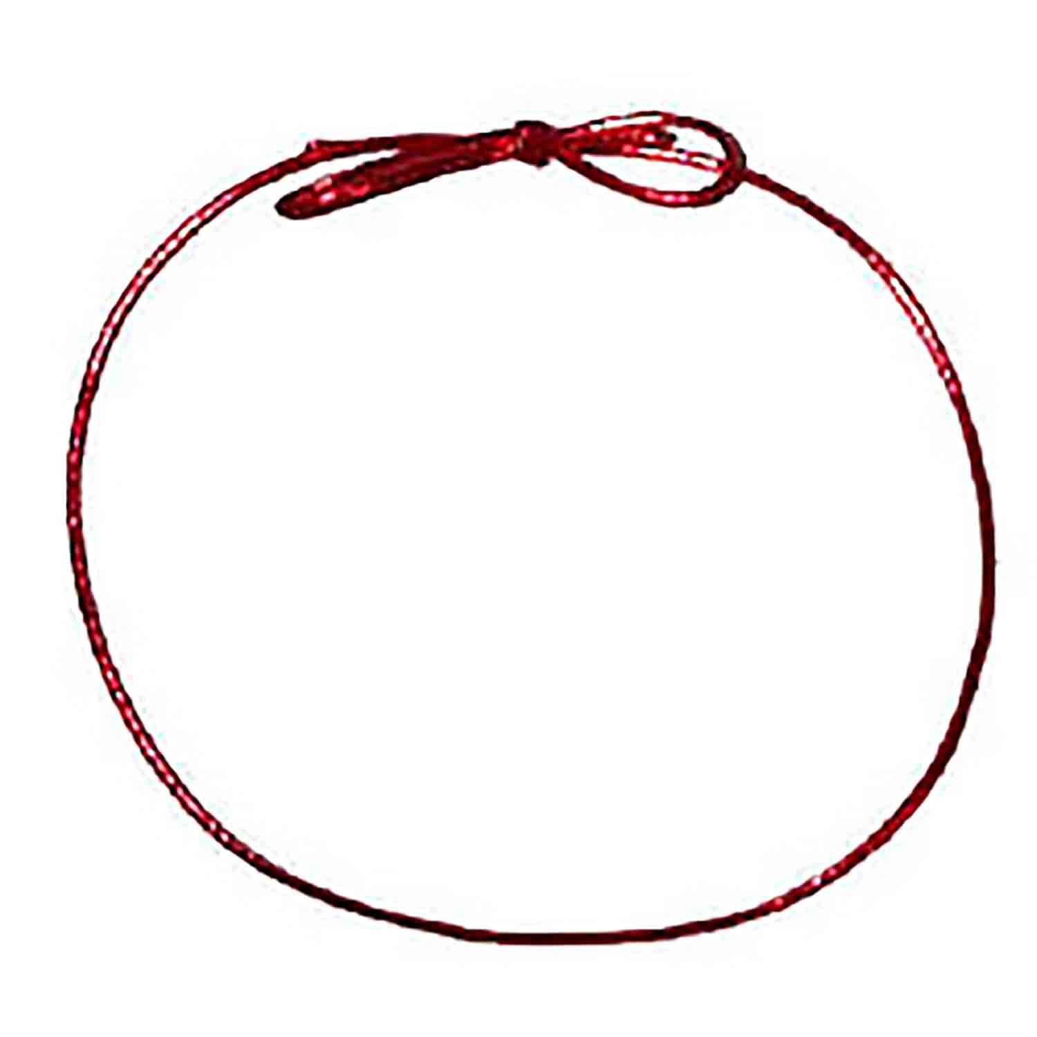 "Stretch Loop 28"" Red/50"