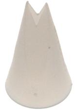 #352 Leaf/Lily Petal Plastic Tip