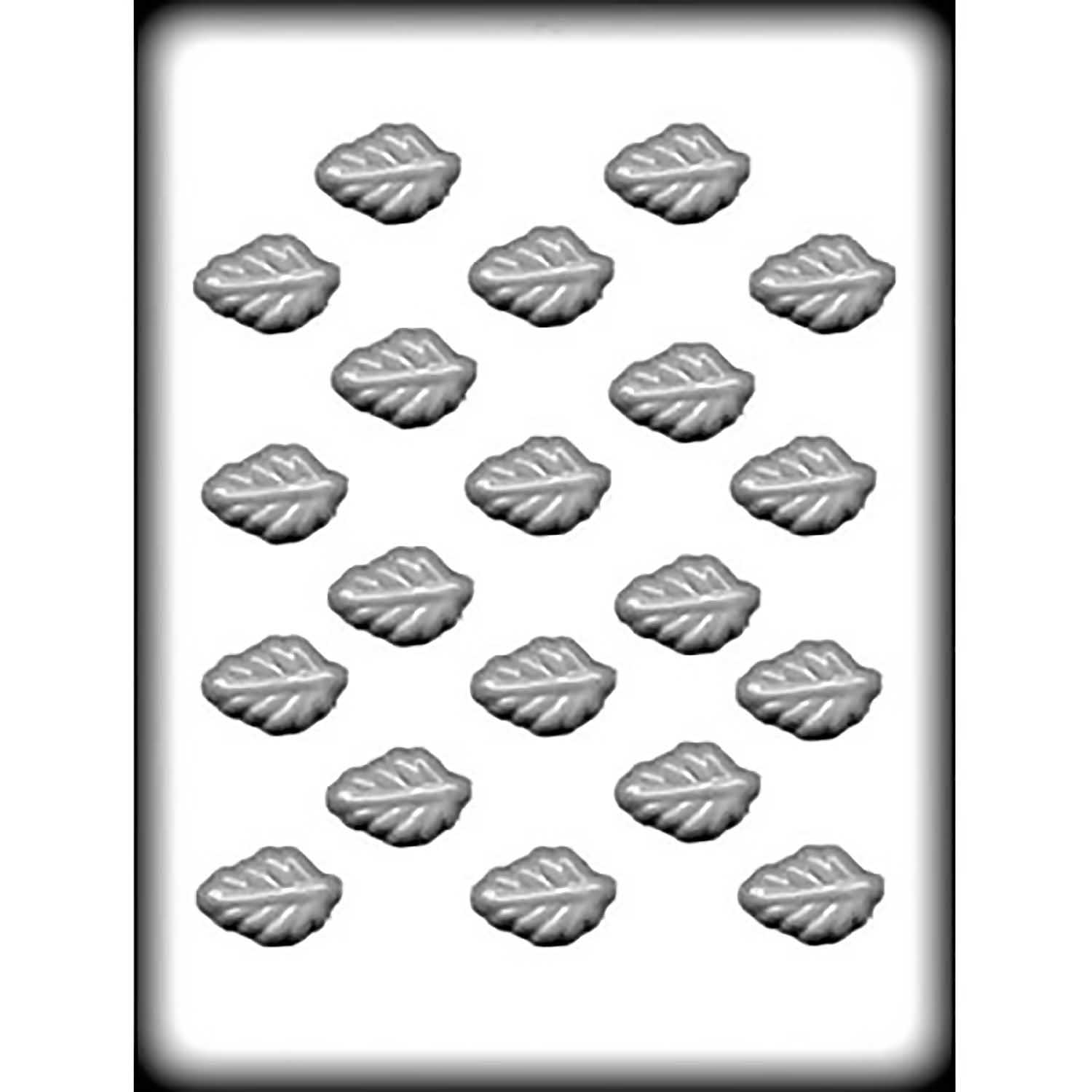Hard Candy Mold-Leaf