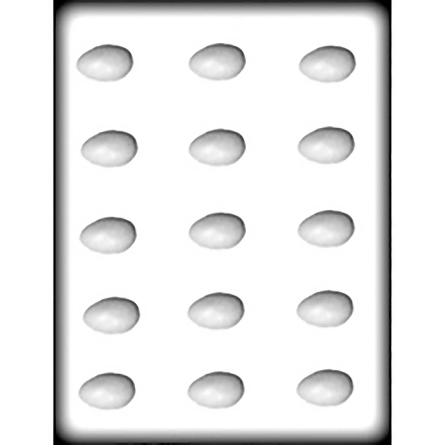 Hard Candy/Cookie Mold-Plain Egg