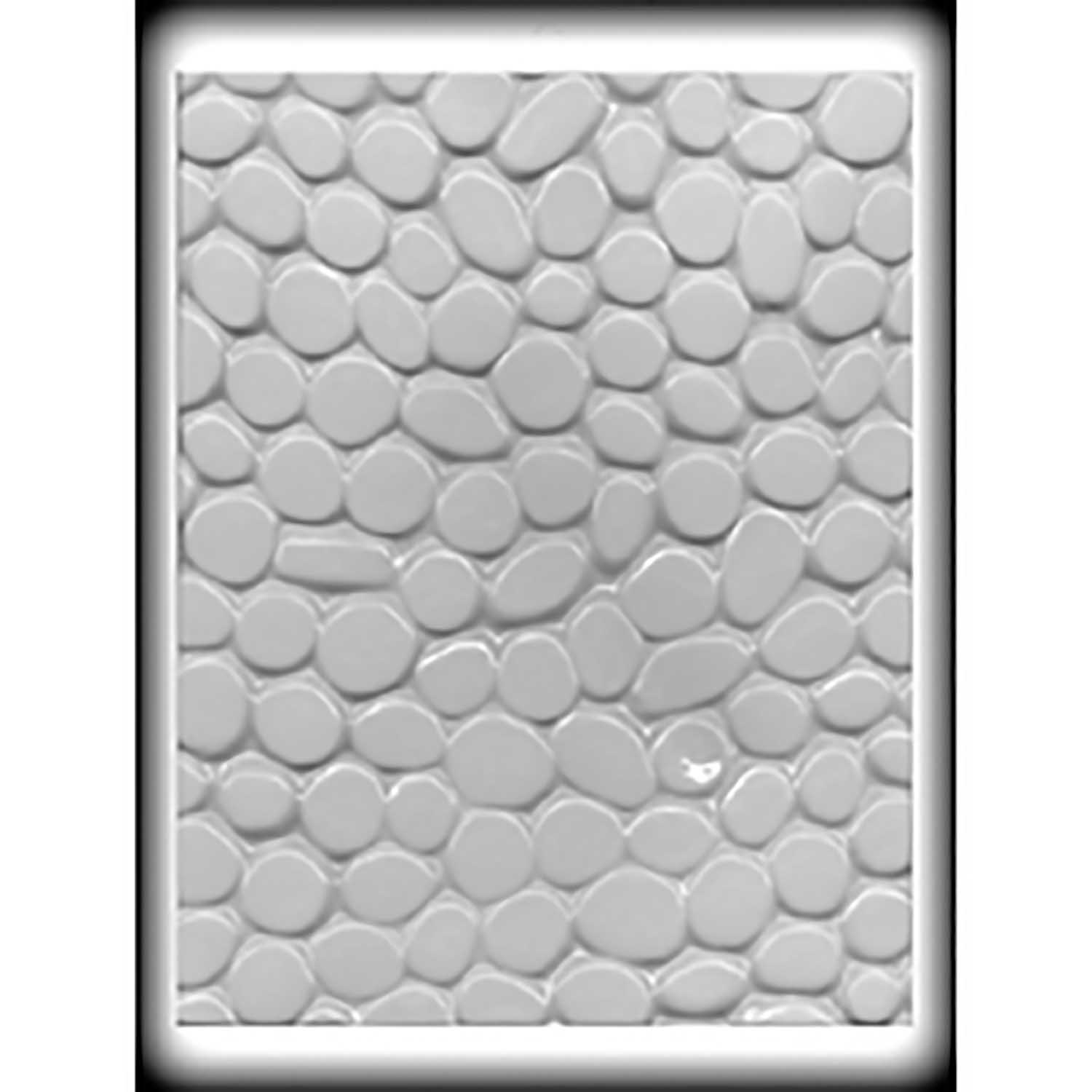 Hard Candy/Cookie Mold-Cobblestone