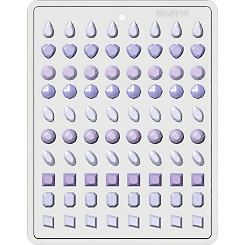 Hard Candy Jewel Mold - Medium Assortment