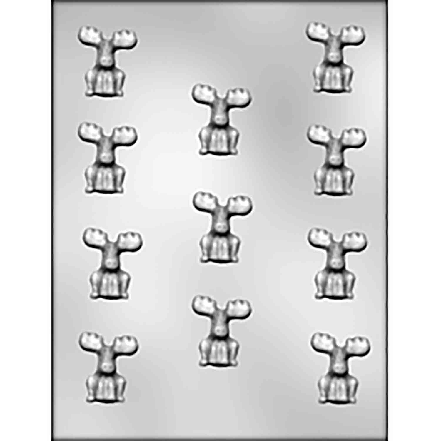 Chocolate Moose Chocolate Candy Mold