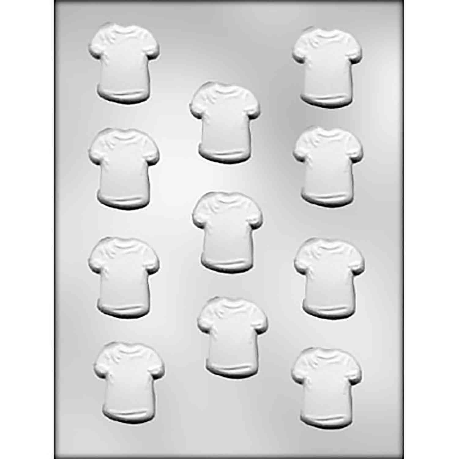 T-Shirt Chocolate Candy Mold
