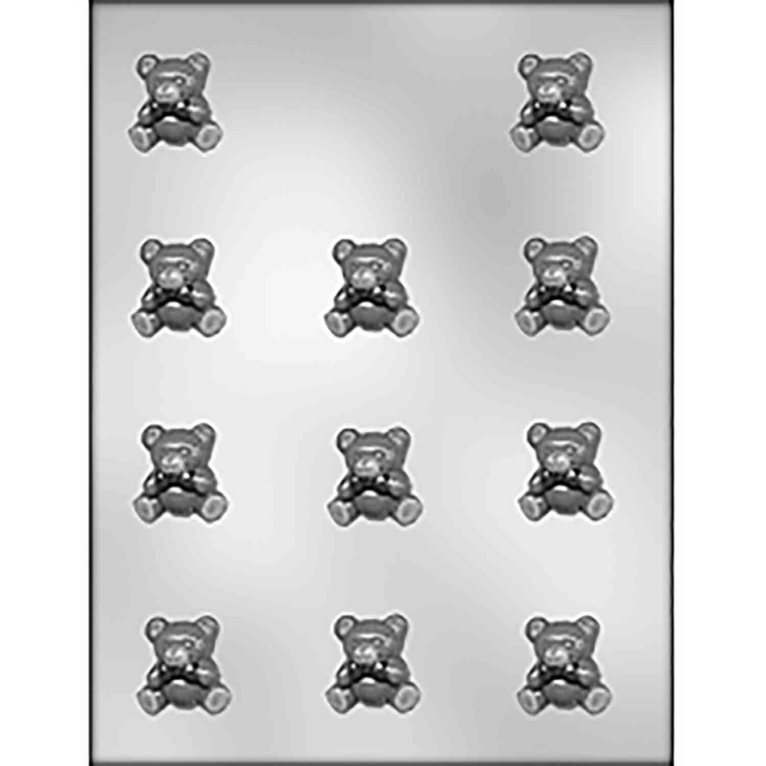 Baby Bear Chocolate Candy Mold