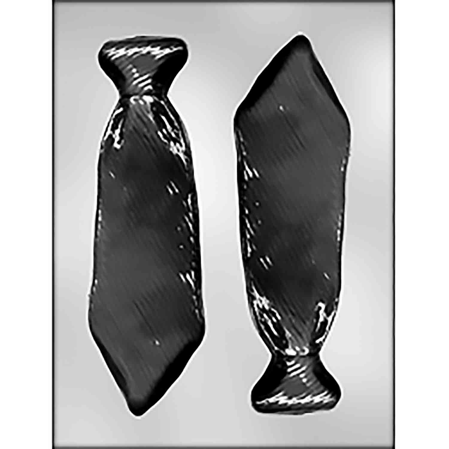 Necktie Chocolate Candy Mold