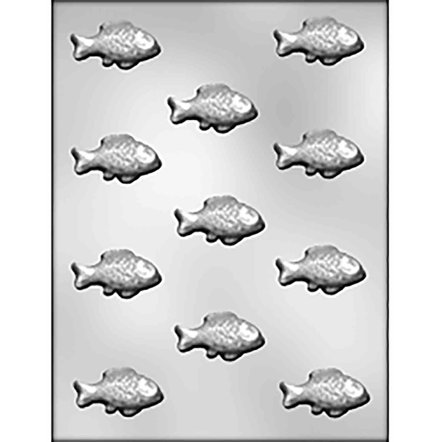 Fish Chocolate Candy Mold