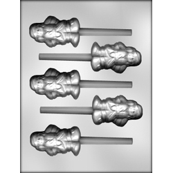 Pirate Sucker Chocolate Candy Mold