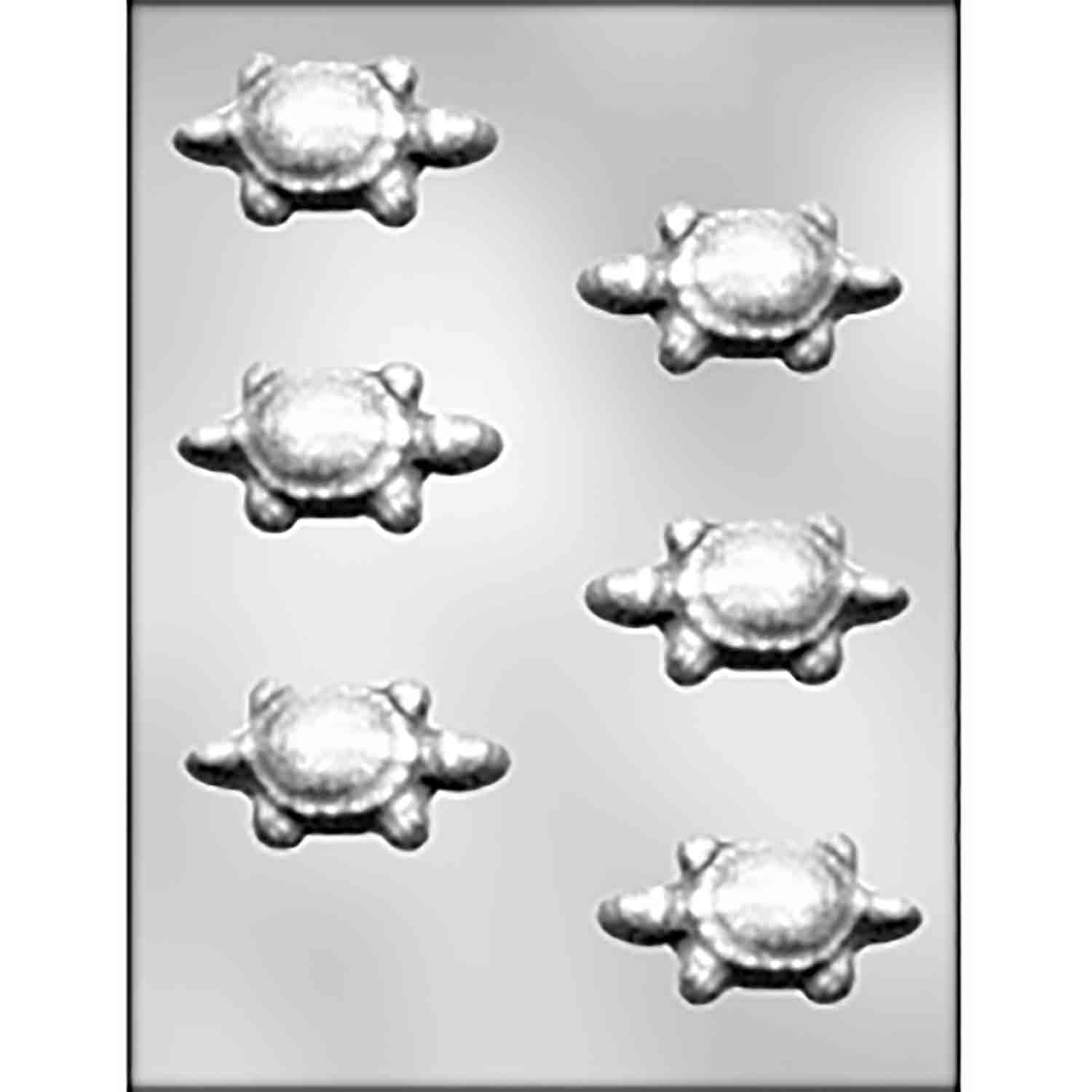 Classic Turtle Chocolate Candy Mold