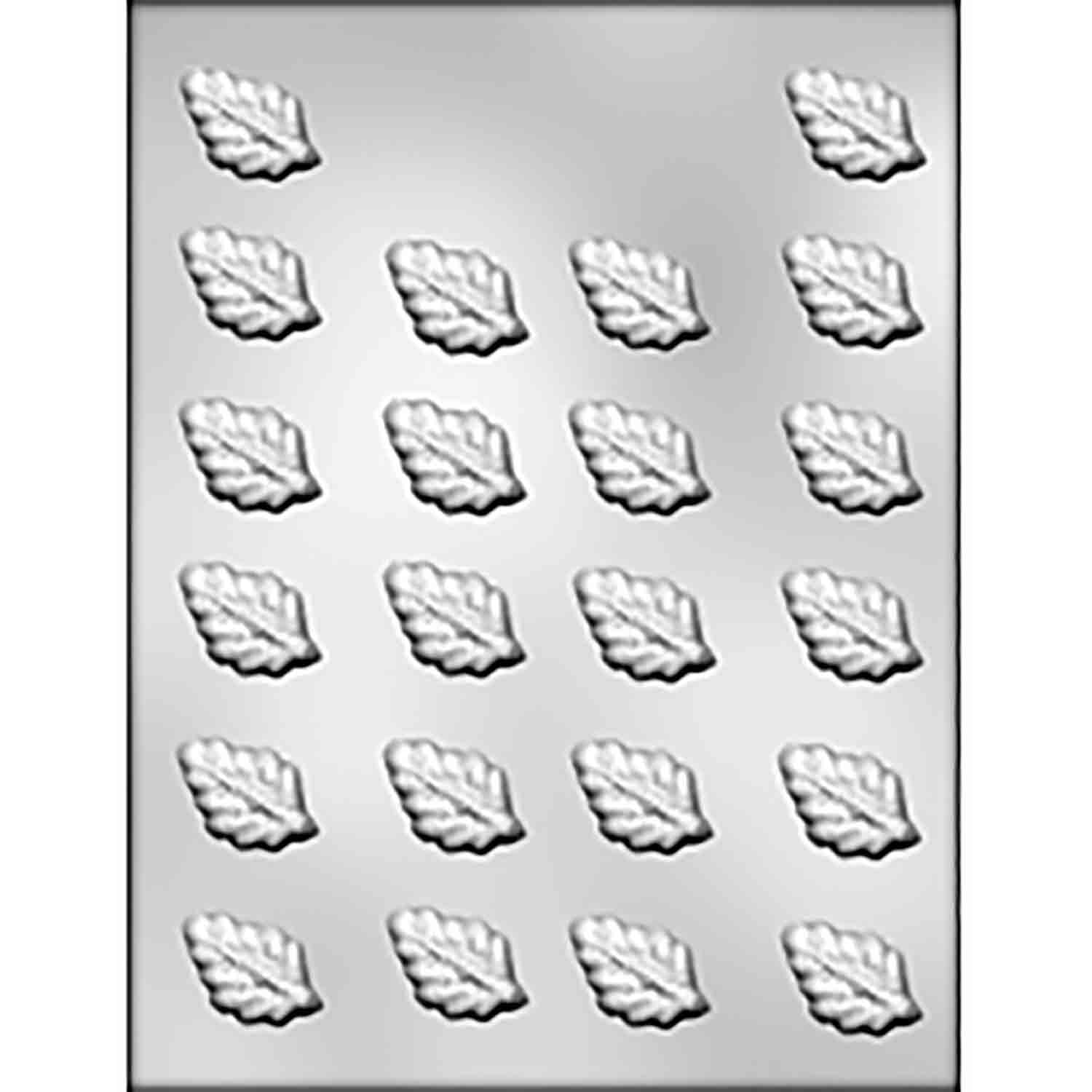 Leaf Chocolate Candy Mold