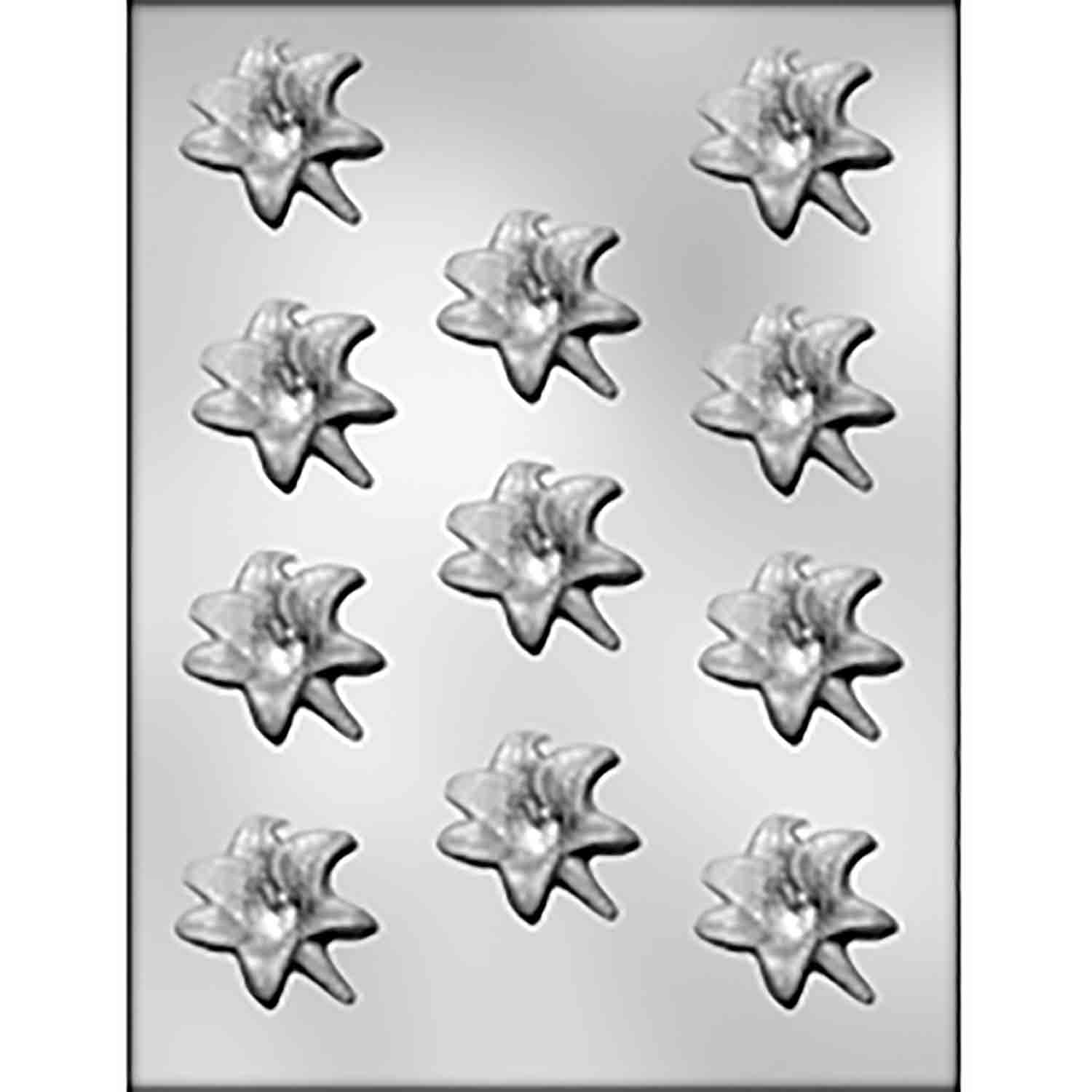 Easter Lily Chocolate Candy Mold