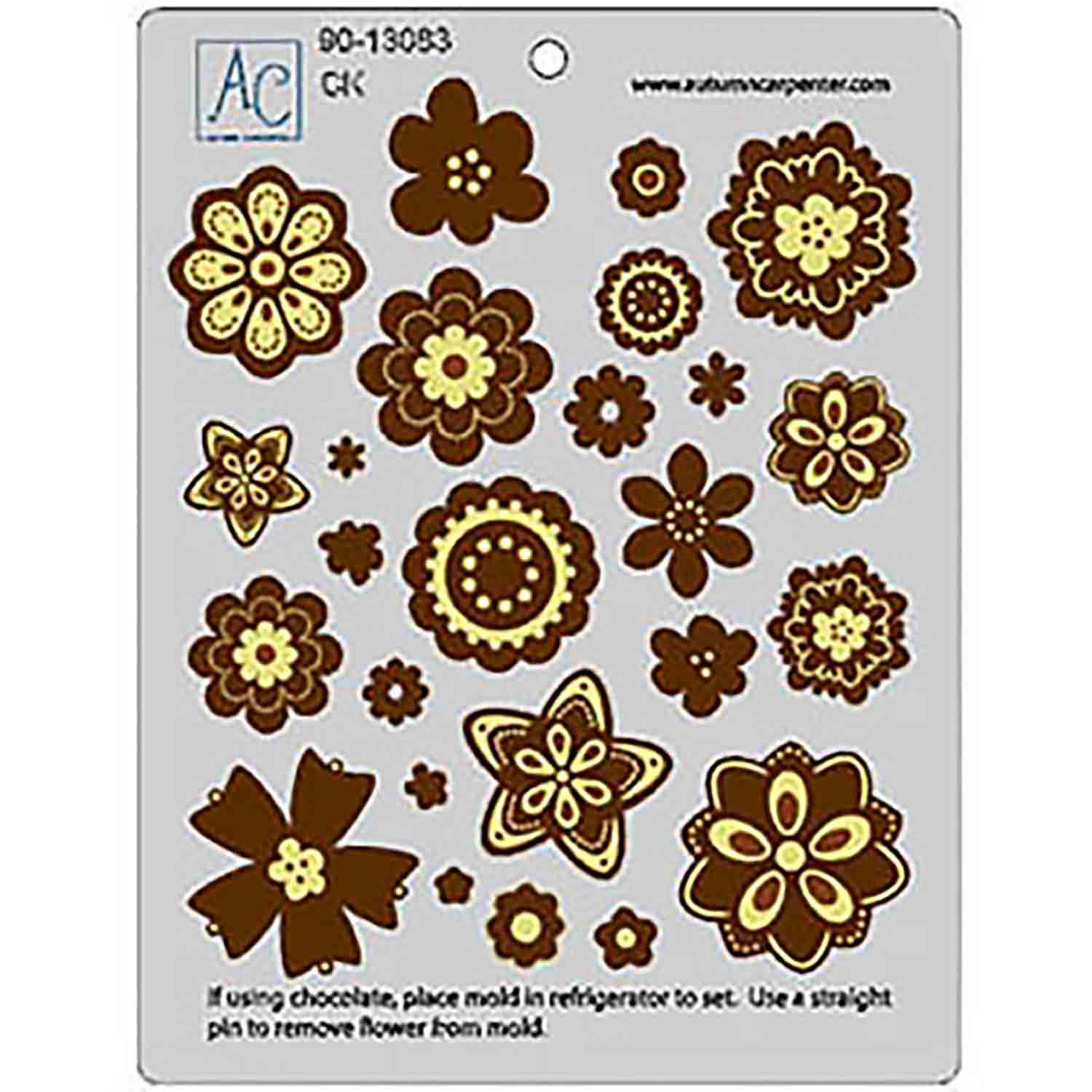 Flower Fun Accessory Mold