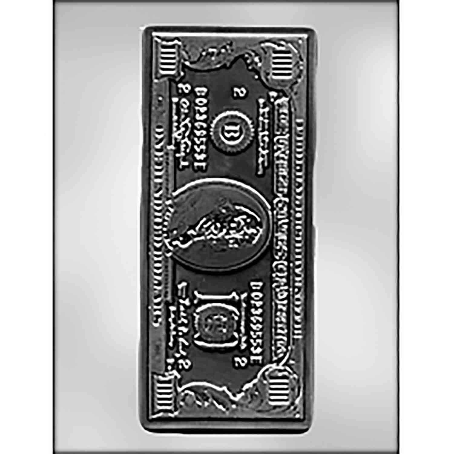 $100 Bill Chocolate Candy Mold