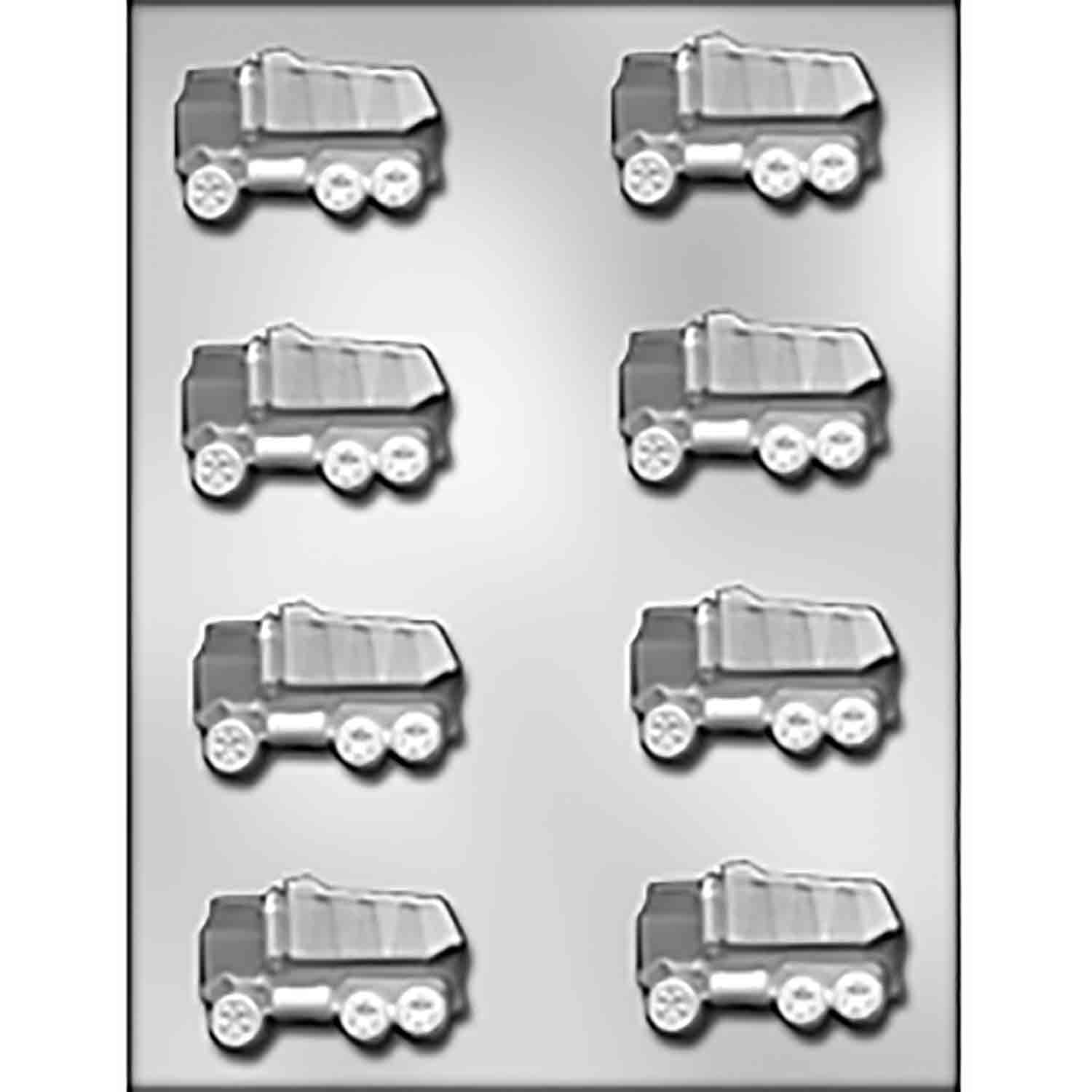 Dump Truck Chocolate Candy Mold