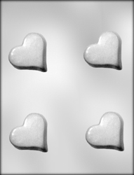 Heart Petit Four Chocolate Candy Mold