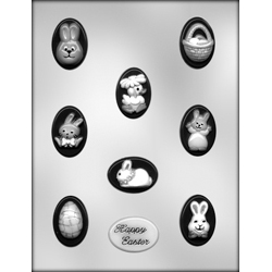 Assorted Easter Thin Mints Chocolate Candy Mold