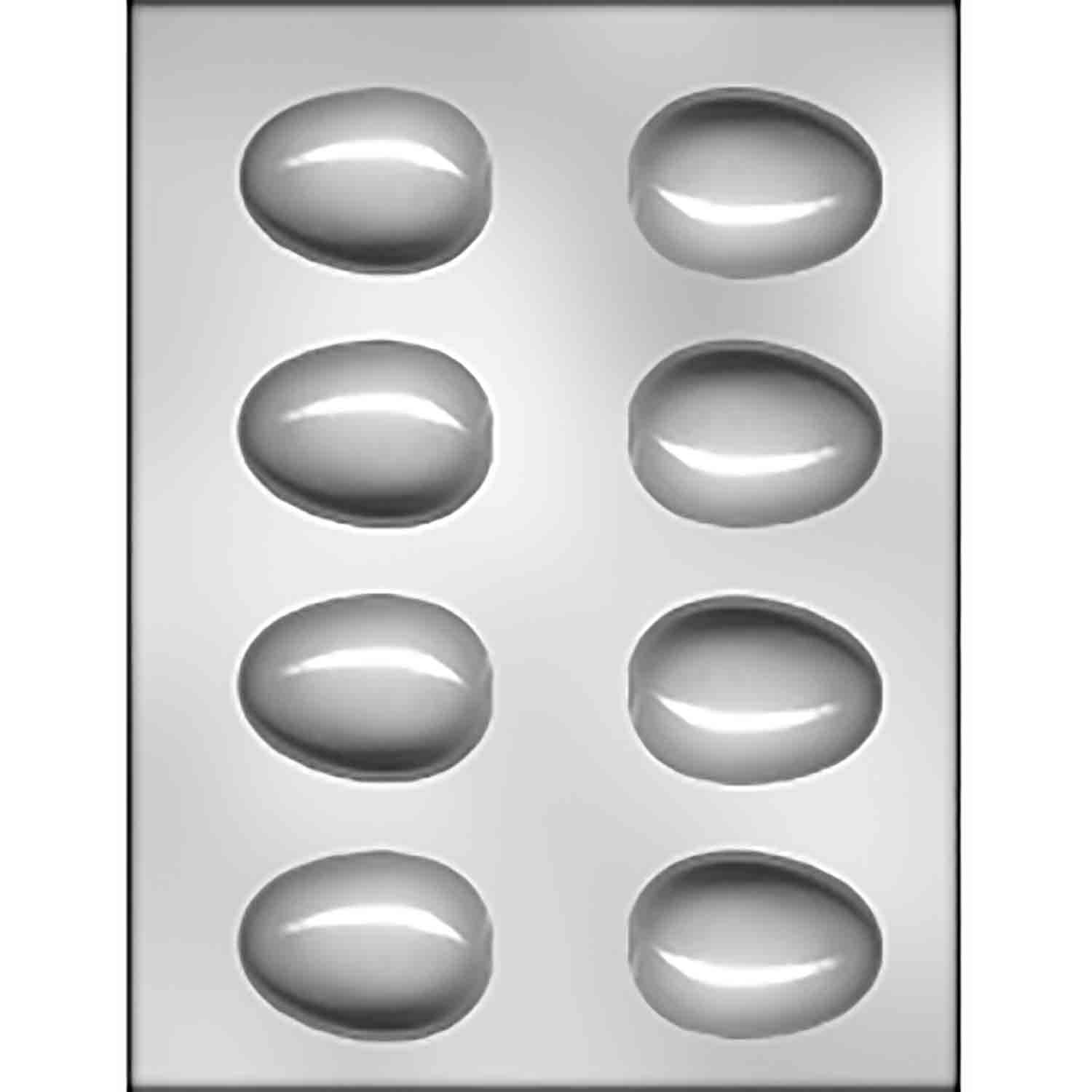 Plain Egg Chocolate Candy Mold