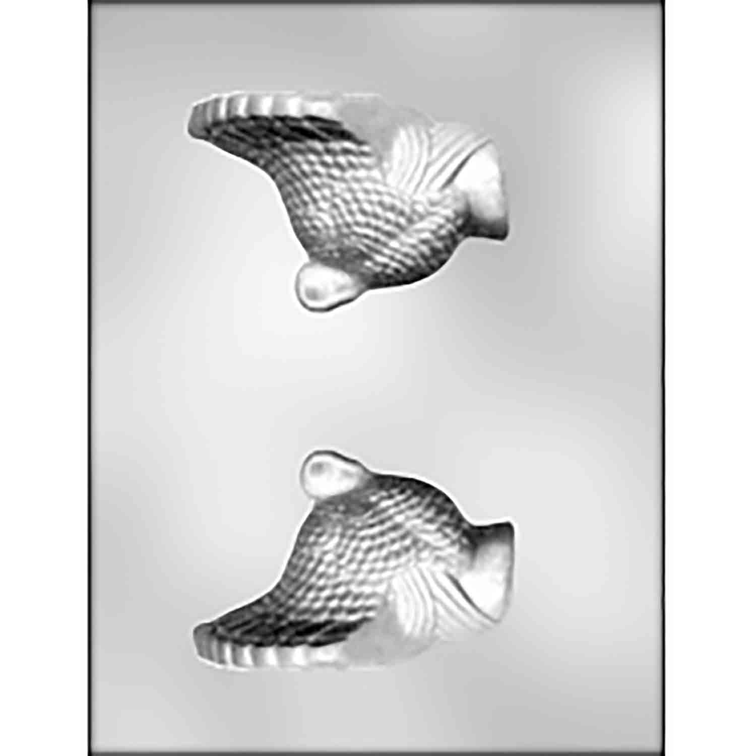 3D Large Turkey Chocolate Candy Mold