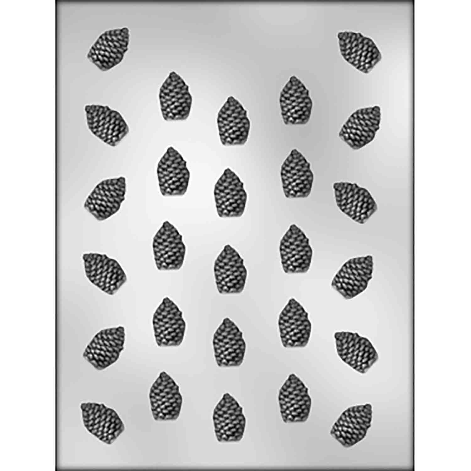 Pinecone Chocolate Candy Mold