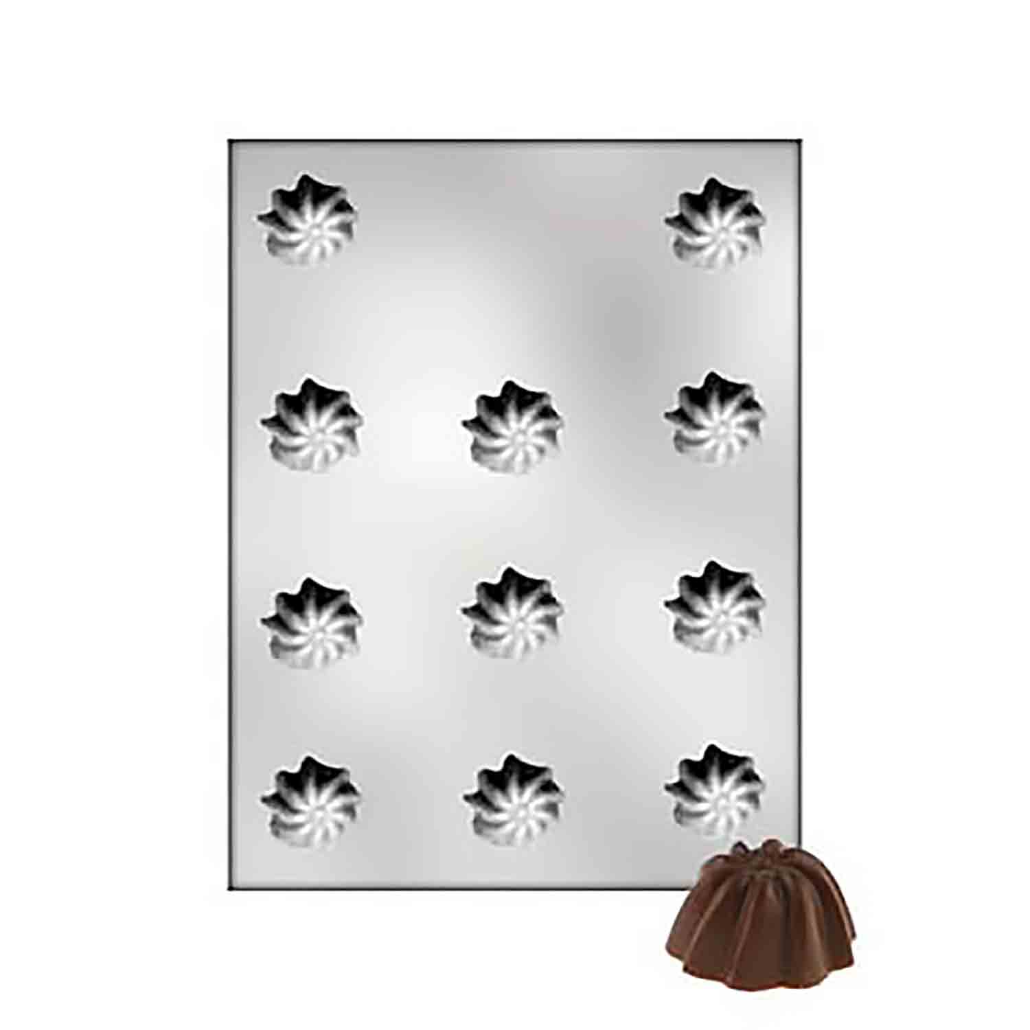 Mini Bundt Chocolate Candy Mold