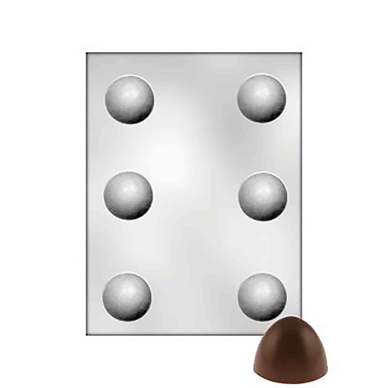Tall Truffle Mold Chocolate Candy Mold