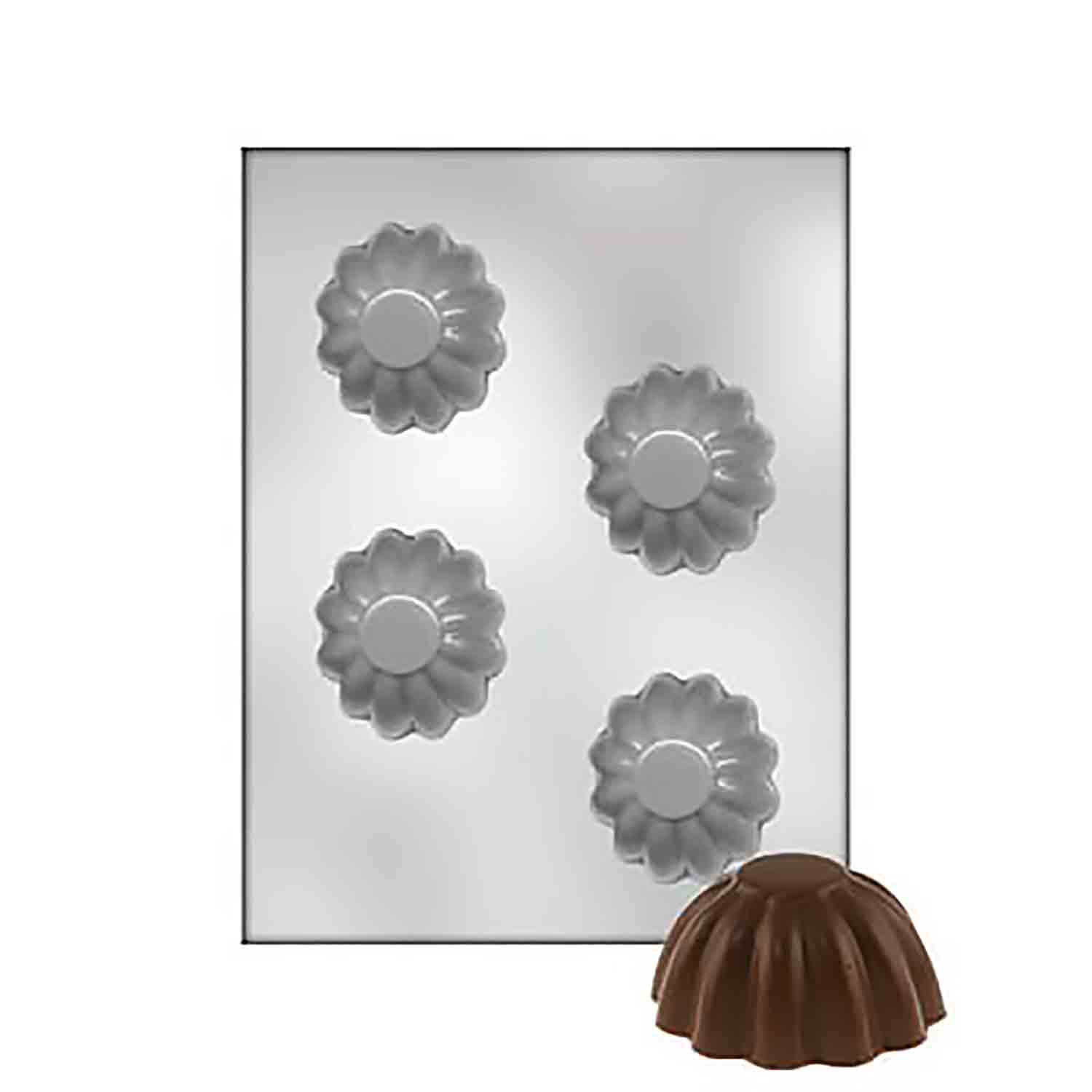 Dessert Cup Chocolate Candy Mold