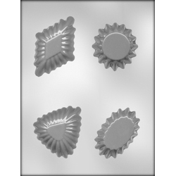 Mini Dessert Cup Chocolate Candy Mold