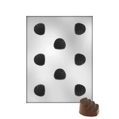 Steps Bon Bon Chocolate Candy Mold