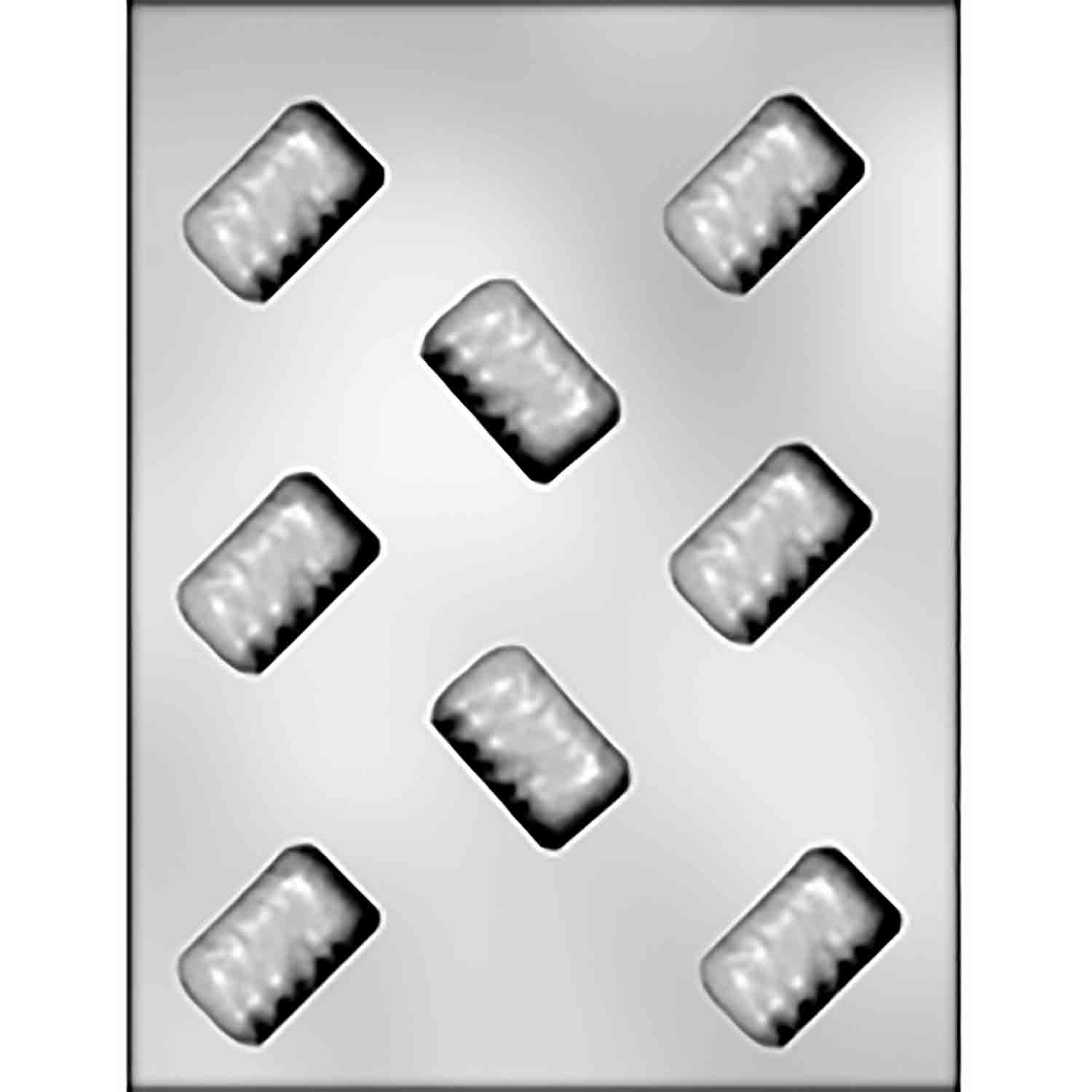 Clark Center Bar Chocolate Candy Mold