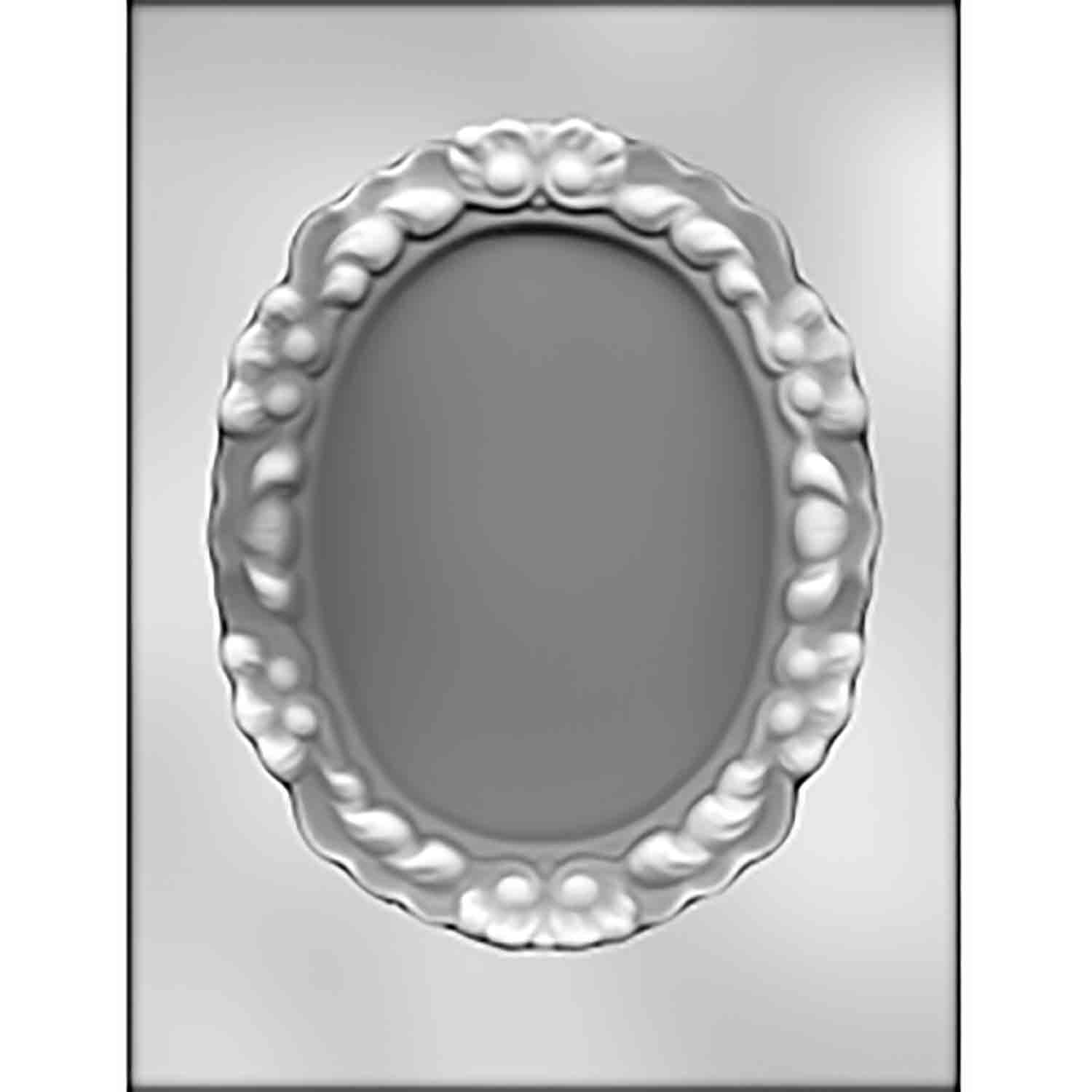 Picture Frame Chocolate Candy Mold