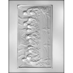 Last Supper Chocolate Candy Mold