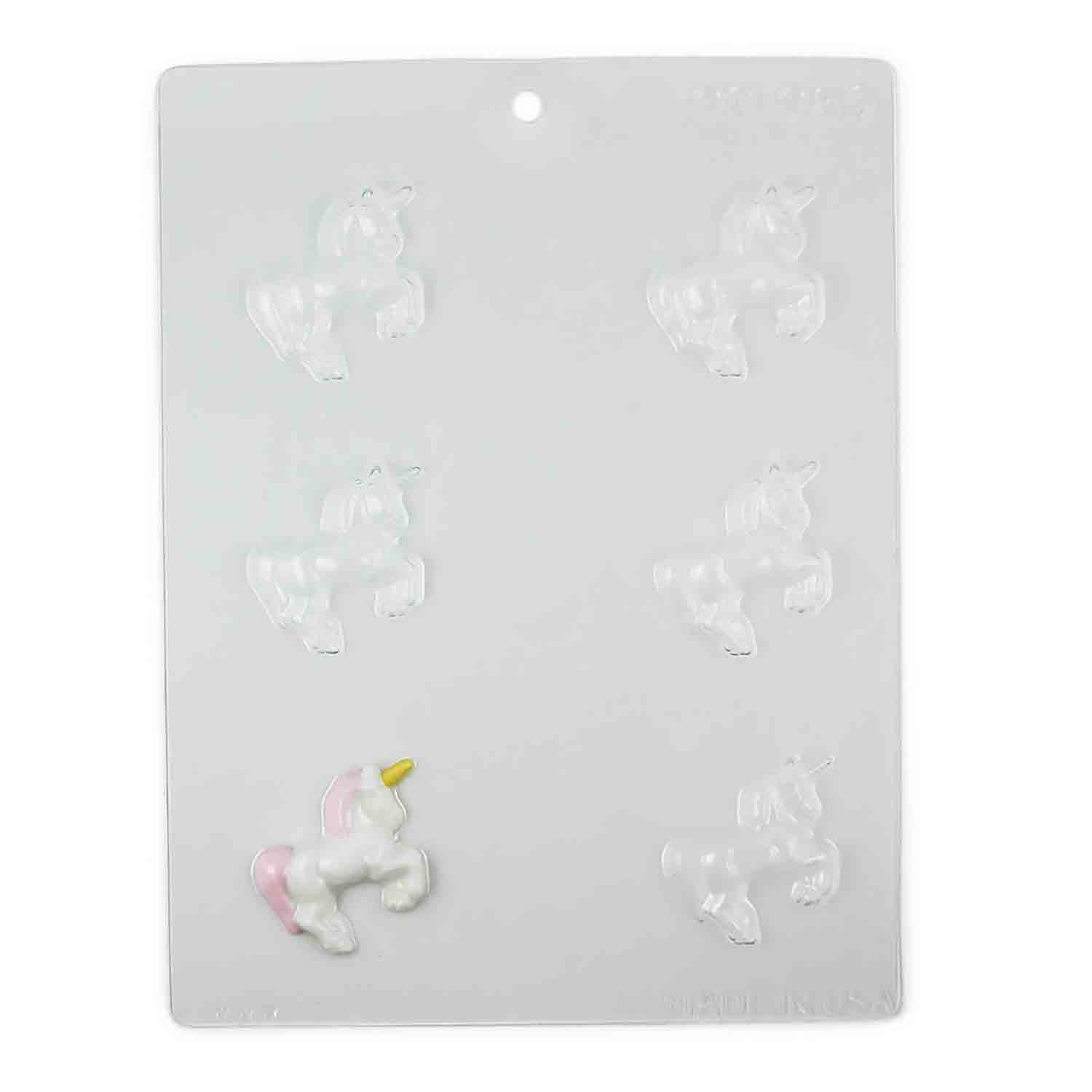 Mini Unicorn Chocolate Candy Mold
