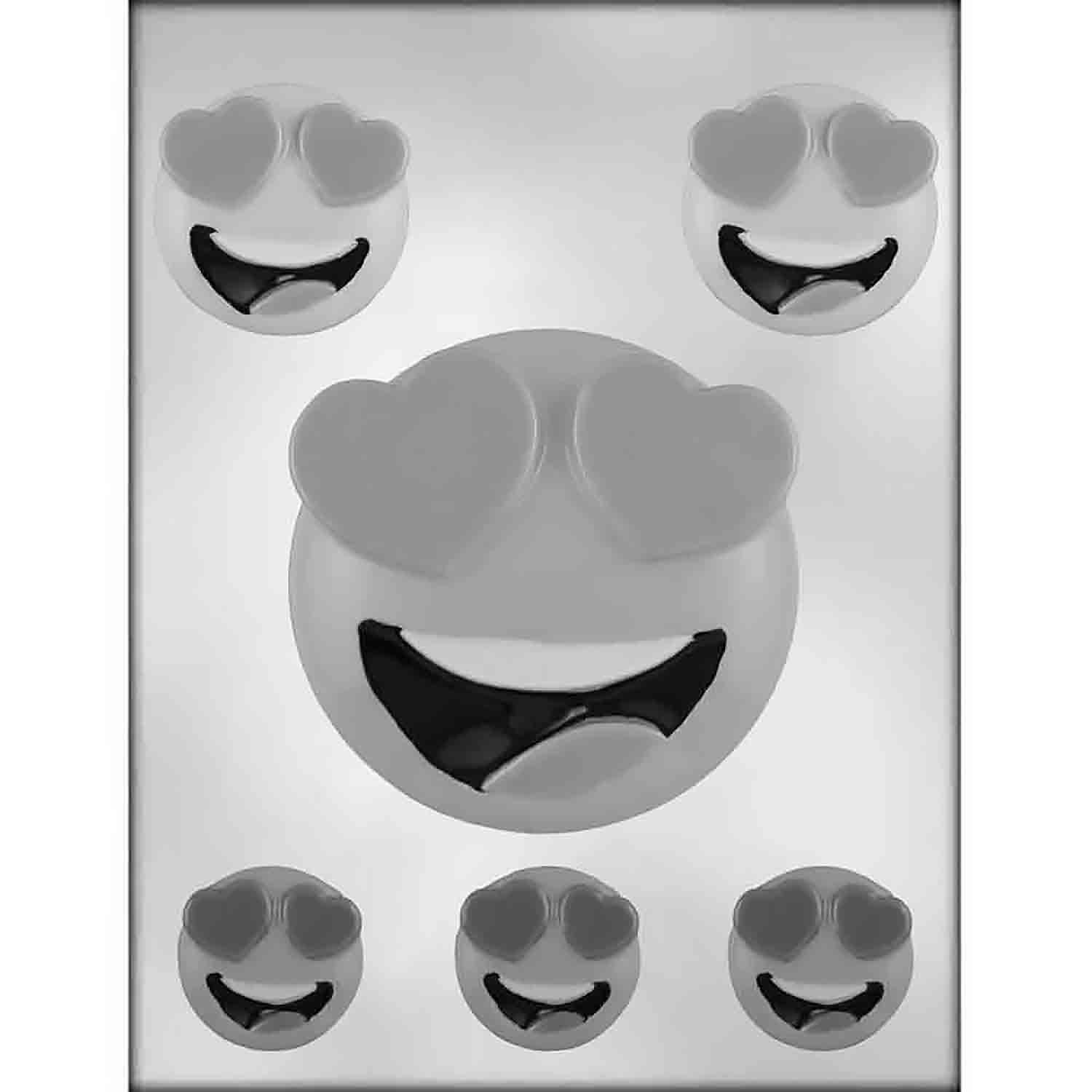 Love Expression Chocolate Candy Mold