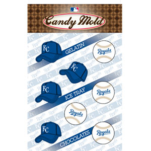 MLB Candy Mold - Kansas City Royals