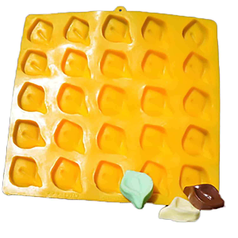 Calla Lily Flexible Rubber Candy Mold